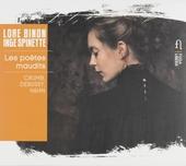 Les poètes maudits : Crumb, Debussy, Hahn