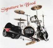 Signature in blood