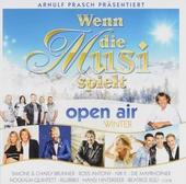 Wenn die Musi spielt : Open air winter