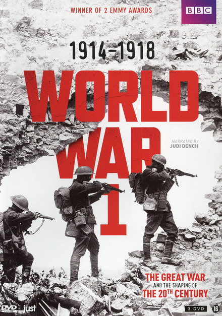 World war I : 1914-1918 : the great war and the shaping of the 20th century