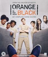 Orange is the new black. Het complete vierde seizoen
