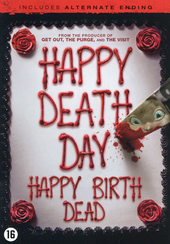 Happy death day : Happy birth dead