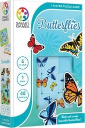 Butterflies : slide and create beautiful butterflies!