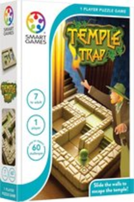 Temple trap : slide the walls to escape the temple!
