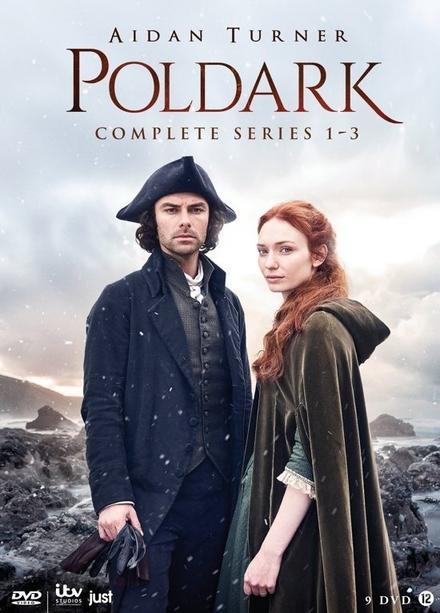 Poldark. Complete series 1 - 3