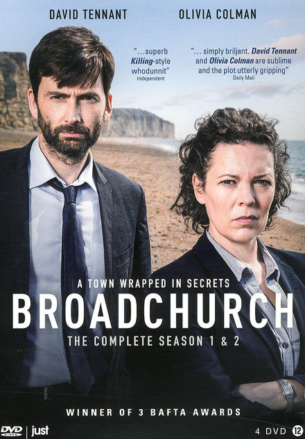 Broadchurch. The complete season 1 & 2