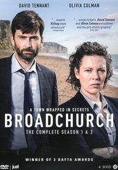 Broadchurch. The complete season 1 & 2