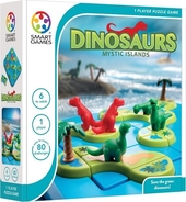 Dinosaurs mystic islands : save the green dinosaurs!