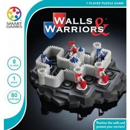 Walls & warriors : 80 opdrachten in 1