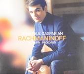 Rachmaninoff Scriabin Prokofiev
