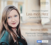 Lass mein Herz : cantatas & Ouvertures
