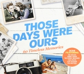Those days were ours : 60 timeless memories