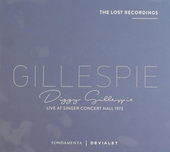 Live at Singer concert hall 1973 : The lost recordings