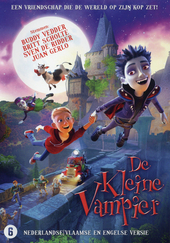 De kleine vampier / directed by Richard Claus, Karsten Kiilerich ; based on stories and characters by Angela Sommer-Bodenburg ; written by Richard Claus, Larry Wilson