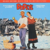 Popeye : music from the motion picture