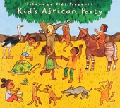 Putumayo Kids presents : Kid's African party