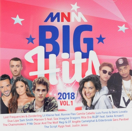 MNM big hits 2018. Vol. 1