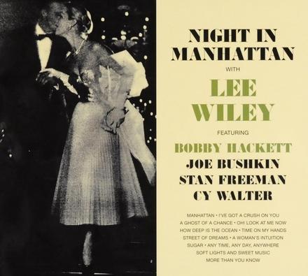 Night in Manhattan ; Sings Vincent Youmans & Irving Berlin
