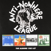 The albums 1981-87