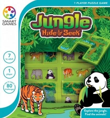 Jungle : hide & seek