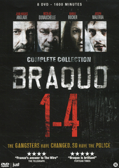 Braquo : complete collection. 1-4
