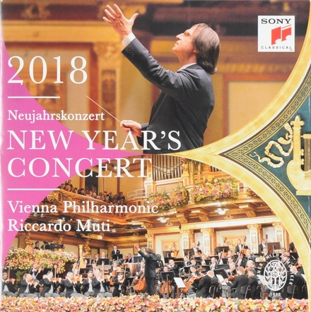 New year's concert 2018