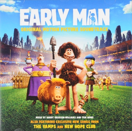 Early man : original motion picture soundtrack