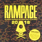 Rampage 2018 : the biggest drum & bass and dubstep party in the world