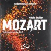Violin concertos nos 4 & 5