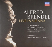 Alfred Brendel : live in Vienna