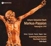 Markus-Passion : Fassung von 1744