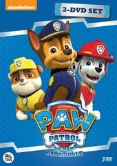 PAW patrol : Alle vleugels aan dek ; De wedstrijd begint ; Paaseieren zoeken