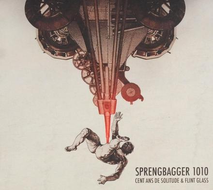 Sprengbagger 1010
