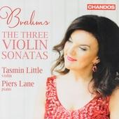 The three violin sonatas