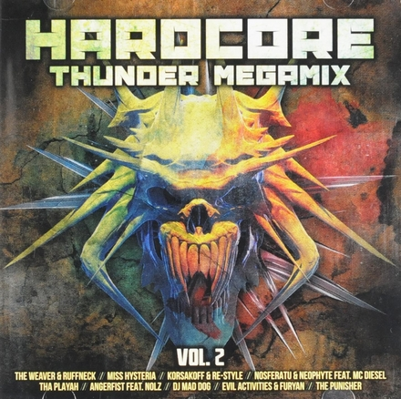 Hardcore thunder megamix. vol.2