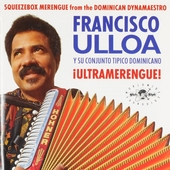 ¡Ultramerengue! : Squeezebox merengue from the Dominican Dynamaestro