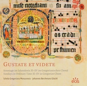 Gustate et videte : Sonntage im Jahreskreis XI-XV im Gregorianischen Choral