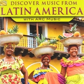 Discover music from Latin America with Arc Music