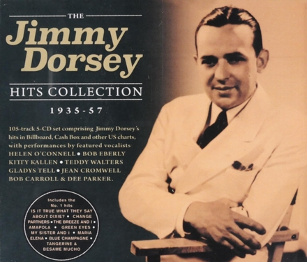 The Jimmy Dorsey hits collection 1935-1957