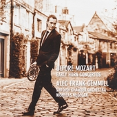 Before Mozart : early horn concertos