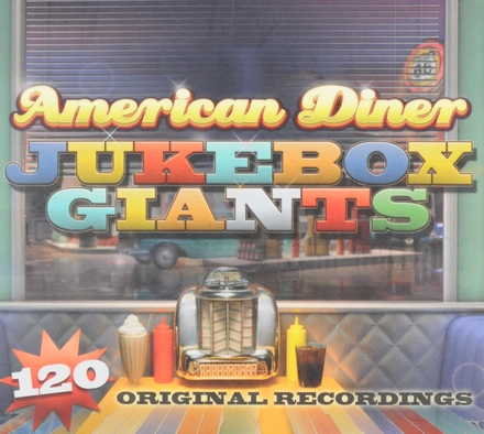 American diner jukebox giants