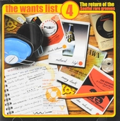 The want list. vol.4