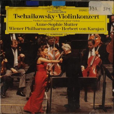 Konzert für Violine und Orchester op.35