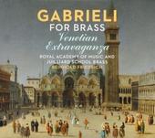 Gabrieli for brass : Venetian extravaganza