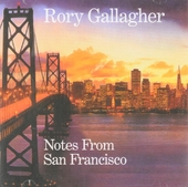 Notes from San Francisco ; Cd 1 studio ; Cd 2 live