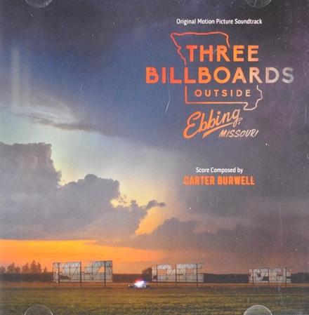 Three billboards outside Ebbing, Missouri : original motion picture soundtrack