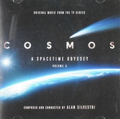 Cosmos : a spacetime odyssey : original music from the tv series. Volume 3