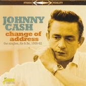 Change of address : the singles, As & Bs, 1958-1962