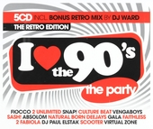 I love the 90's : the party
