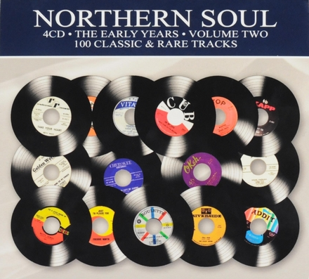 Northern soul : The early years - 100 classic & rare tracks. vol.2
